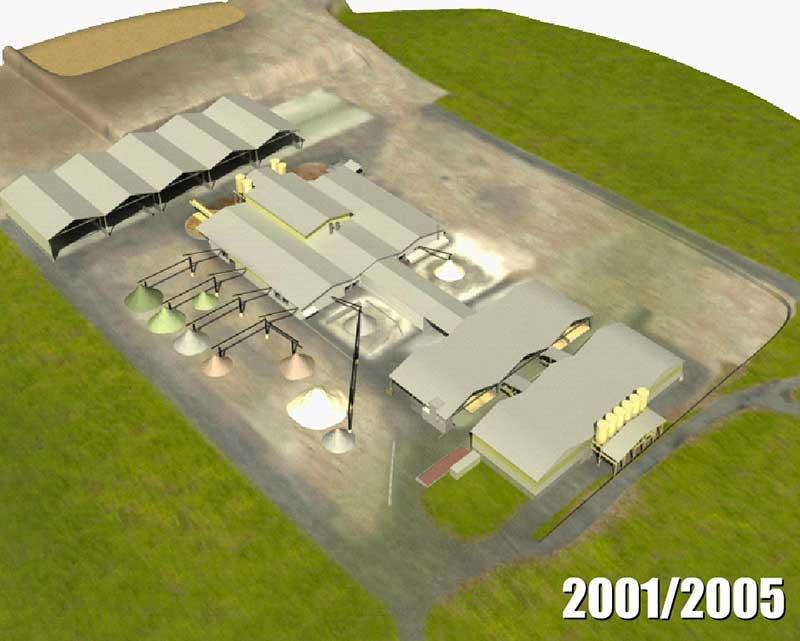 Sasil Srl 2001/2005