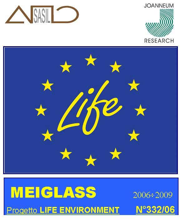 Sasil Srl Progetti Life+ Meiglass