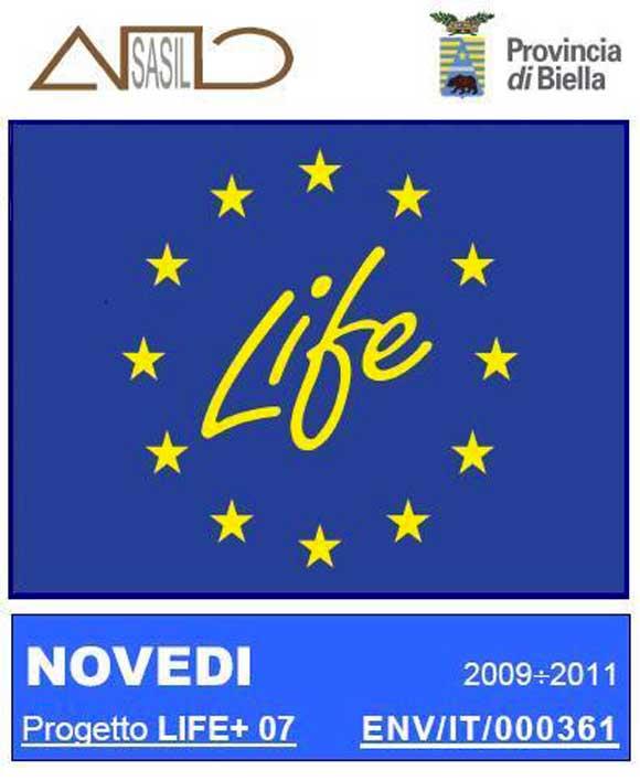 Sasil Srl Progetti Life+ Novedi