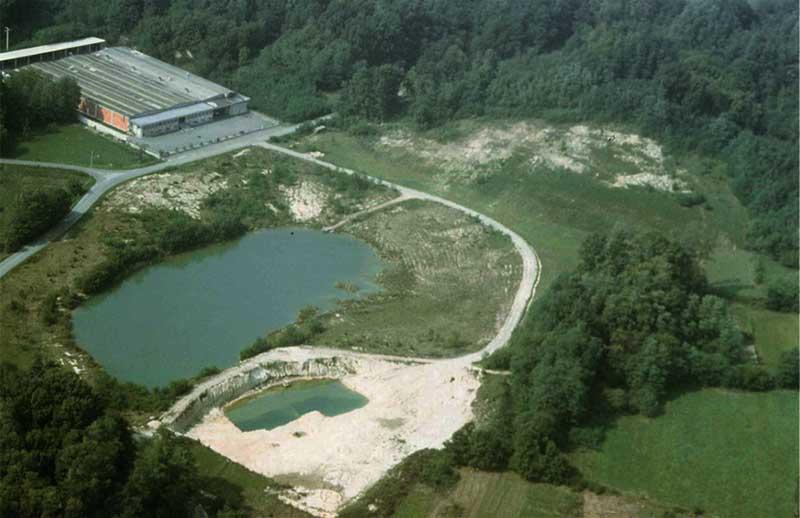 Sasil Srl Ripristini ambientali - Laghetto Gabella